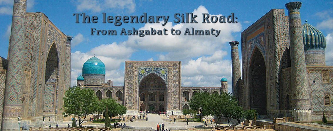 The Ledendary Silk Road